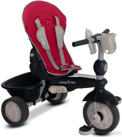 Велосипед Smart Trike 5в1 Recliner Infinity Red (от 10 месяцев до 3х лет)